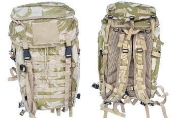 Lot 54 - 5 x Desert Patrol Rucksack - Field Pack 45 Litre - Brand NEW
