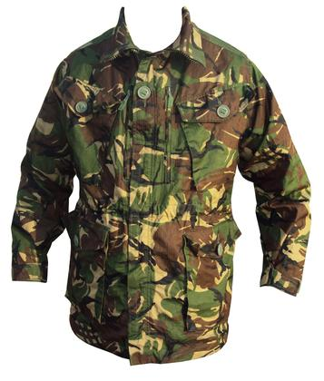 Lot 8 - Pack of 5 - Soldier 95 Ripstop Jacket - Grade 1