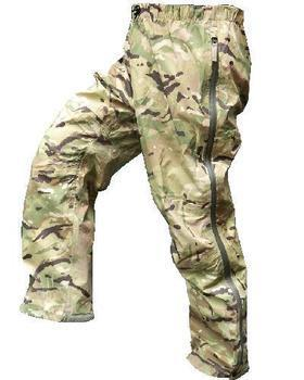 Lot 57 - 10 x MTP Lightweight Goretex Trousers - Size Medium - NEW - British Army