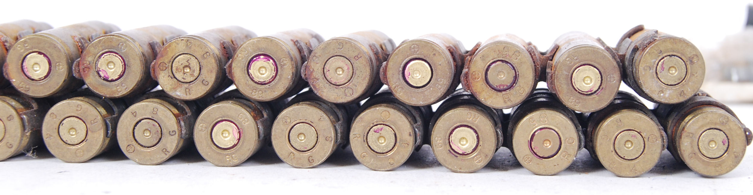 Lot 36 - ROUND OF CARTRIDGES