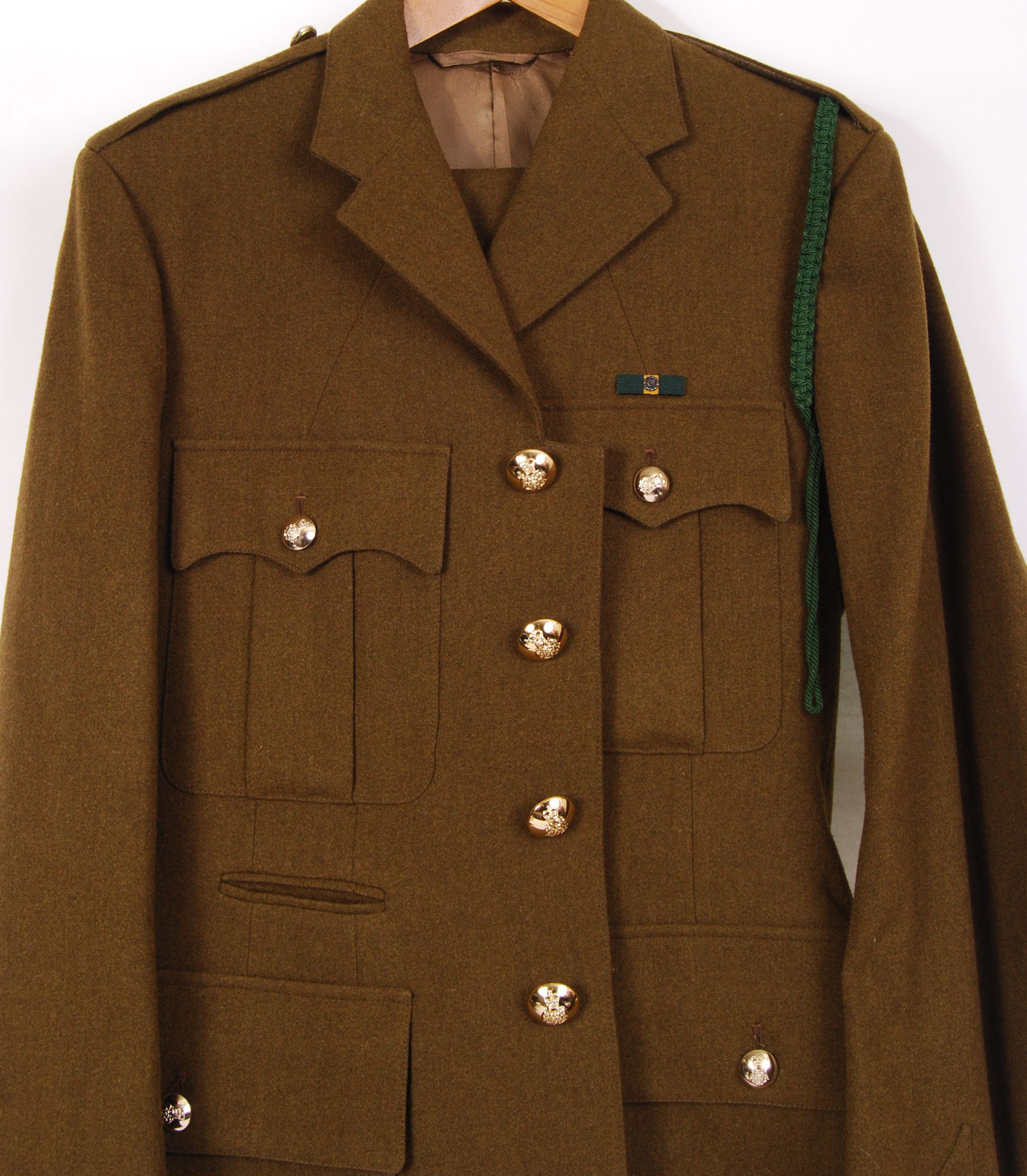 Lot 333 - MILITARY UNIFORM