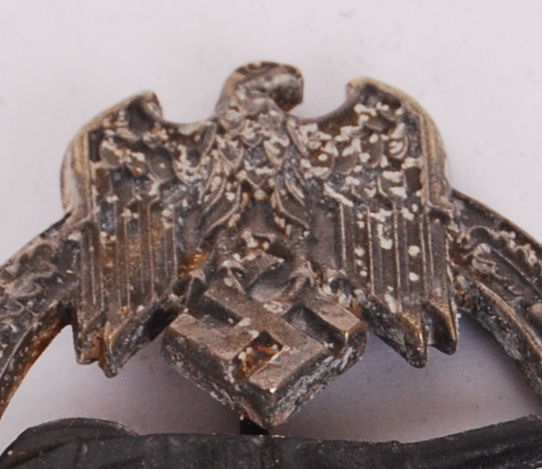Lot 289 - GERMAN TANK BADGE