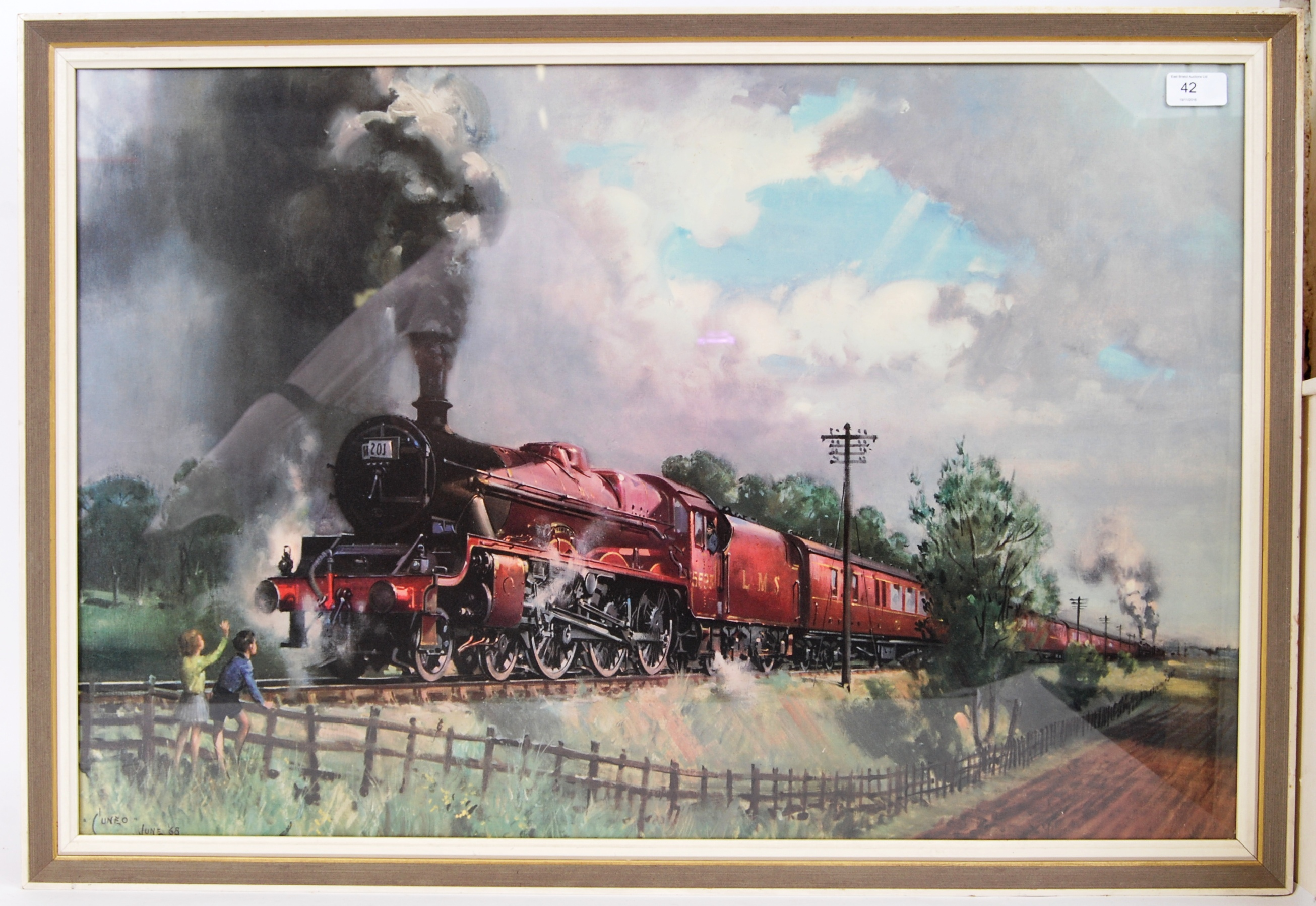Lot 223 - TERENCE CUNEO
