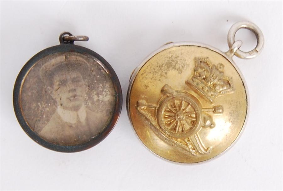 Lot 112 - SWEETHEART LOCKETS