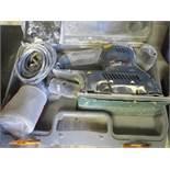 Ryobi ESS-2590V hand sander, s/n: 05/07-019081, 240v. Located: AC Interiors, Unit A1, Deseronto