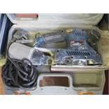 Ryobi ESS-2590V hand sander, s/n: 05/07-19535, 240v. Located: AC Interiors, Unit A1, Deseronto