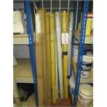 Approximately 14 site strip lights. Located: AC Interiors, Unit A1, Deseronto Trading Estate, St