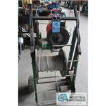GREENLEE MODEL 9510 SPOOLED WIRE CART
