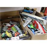 A quantity of Dinky toys, Jouets Mont Blanc etc