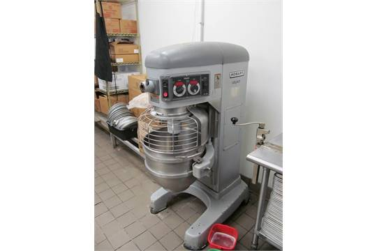 Hobart Legacy 60 Qt Dough Mixer ModelHL662 S N31 1406 620 We