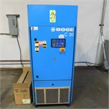 2014 BOGE C-30 ROTARY SCREW TYPE AIR COMPRESSOR, 30HP, S/N 5060084 (ADVANCED RIGGERS & MILLWRIGHTS