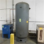 AIR RECEIVING TANK (ADVANCED RIGGERS & MILLWRIGHTS LOADING FEE: $250)