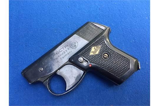 German Perfecta 6mm 1969 starter pistol