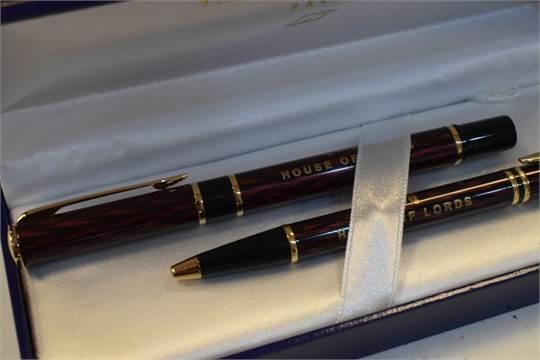 Waterman fountain pen identification