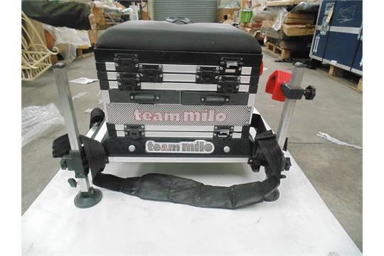 Team Milo 1000 Fishing Seat Box