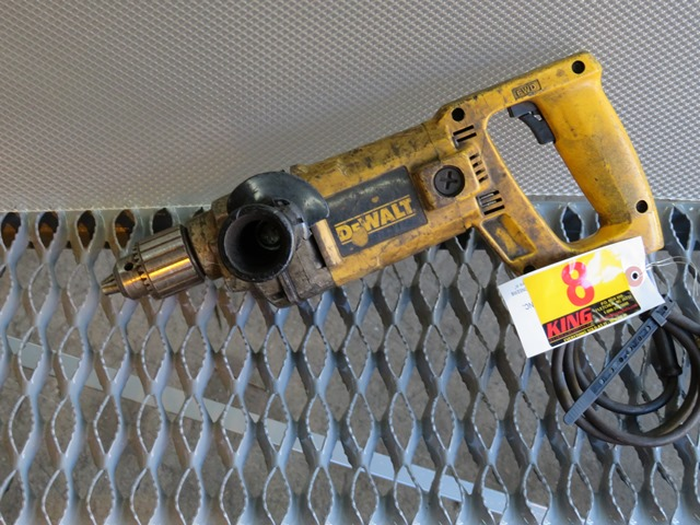 "Lot 8 - Dewalt 1/2"" Reversable Drill"