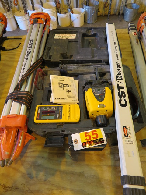Lot 55 - CST Berger Laser Mark LD100N Universal Laser