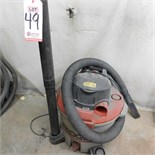 RIDGID WET/DRY VACUUM, MODEL WD12450