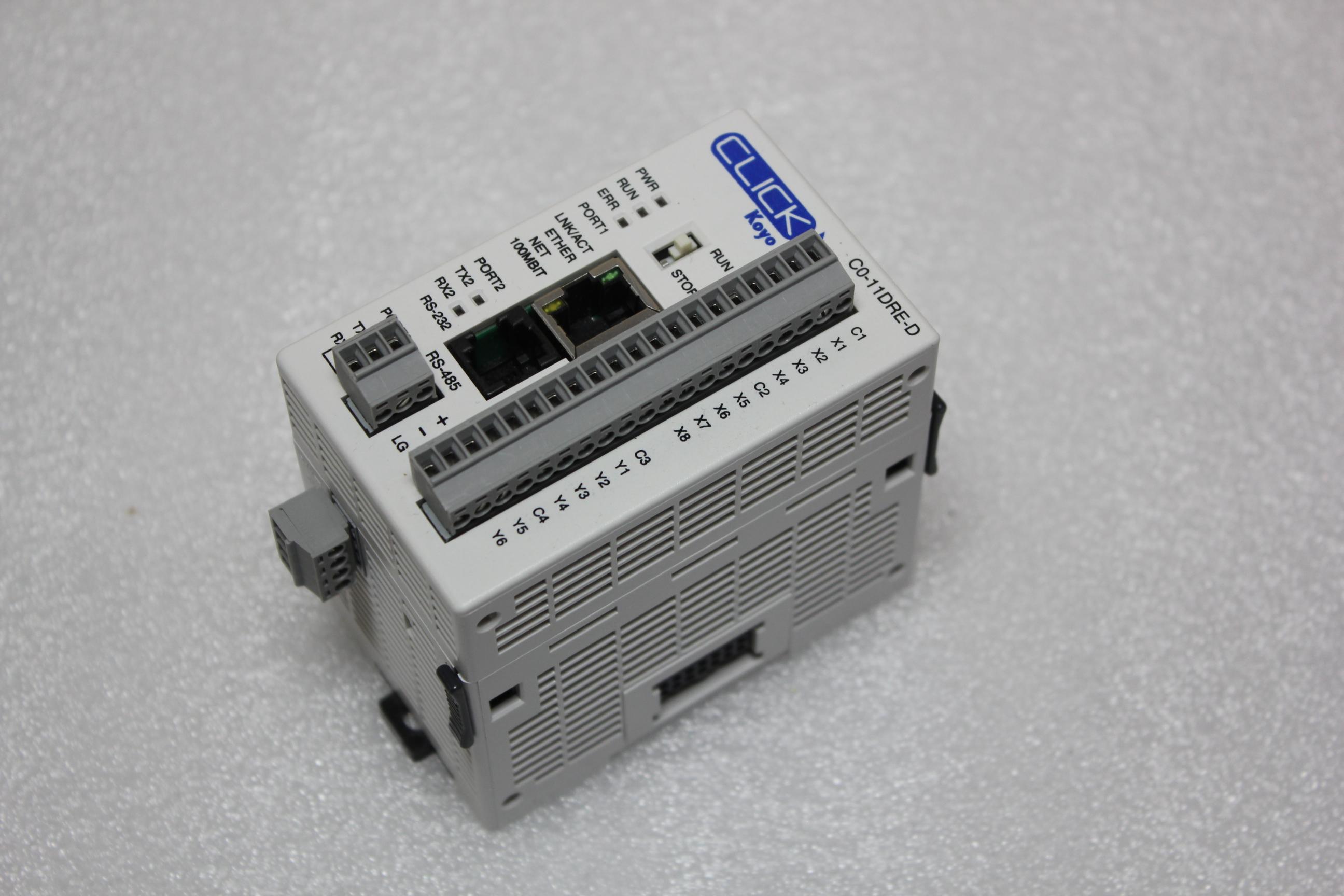 KOYO CLICK PLC ETHERNET MODULE