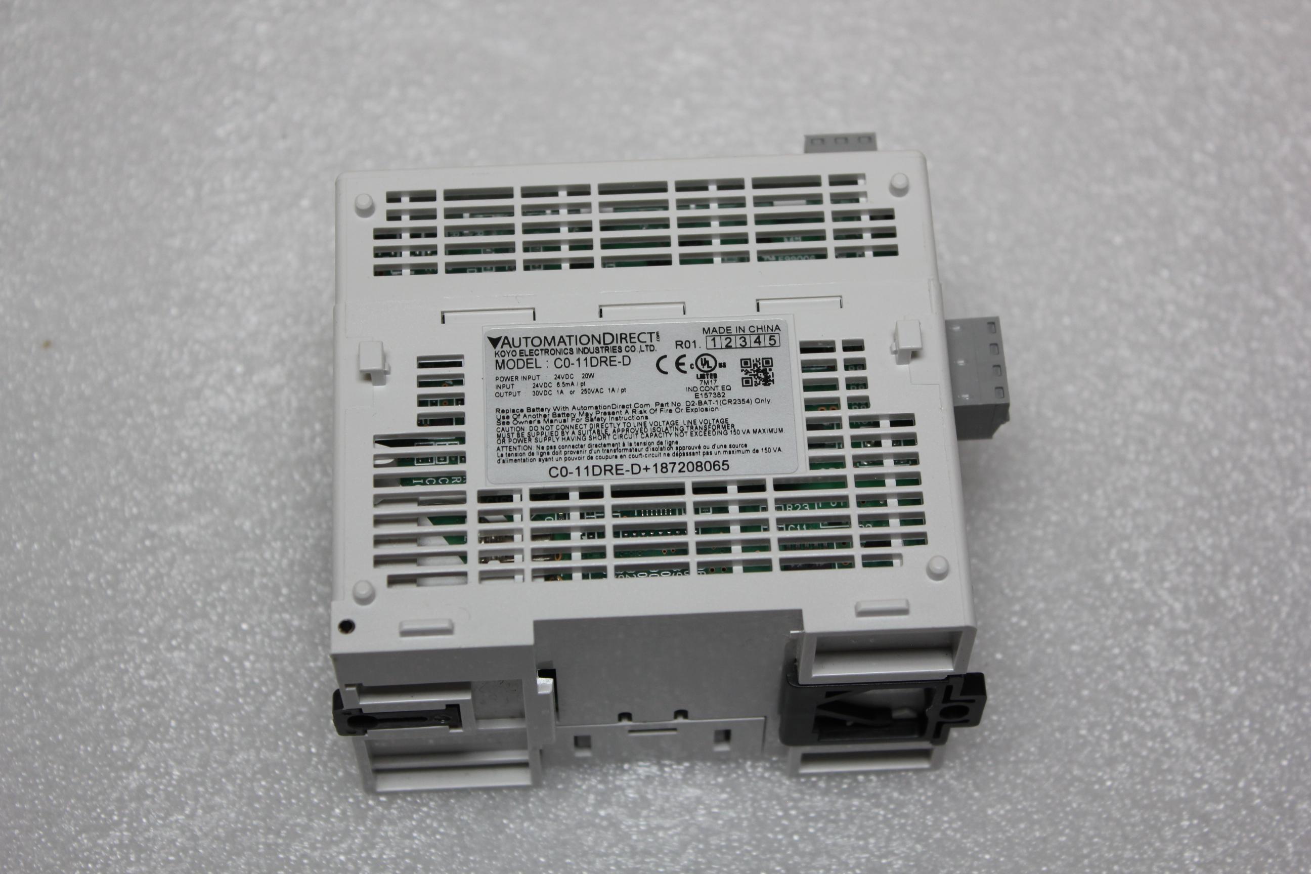 KOYO CLICK PLC ETHERNET MODULE - Image 2 of 2