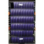 LOT OF 6 SERVERS/RAIDS WITH DRIVES