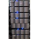 LOT OF 7 SERVERS/RAIDS WITH DRIVES