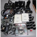 LOT ELECTRONICS/WIRE