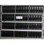LOT OF 4 SERVERS/RAIDS WITH DRIVES