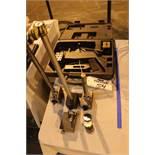 """""""Super"""" Laser Mount and Setup Kit, (4) Large Mag bases with Long Posts, (1) Adjustable Mag holder"""