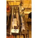 Lot of (2) Biax Power Scrapers and (1) Biax Power Flaker, (1) Biax power scraper (needs repair)