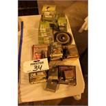 Lot of Oil Seals/Speed Sleeves, 2 Helicoil Sets