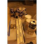 Lot of Wiper Sets, Bearings, Bushings, Motor Couplings, Clutch