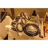 Lot of (3) Heidenhain Rotary Feeback Scales and Reader Heads, Renishaw MP4 Tool Sensor Probe System,