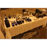 Lot of Hydraulic Components