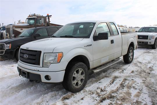2011 ford f 150 stx 4x4 2 door crew cab pickup truck 4 6l v8 gas engine tags dec 2015 miles. Black Bedroom Furniture Sets. Home Design Ideas