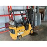 Caterpillar Propane Lift Truck, Model GC15