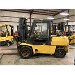 1999 HYSTER 10,000-LB. CAP. FORKLIFT, MODEL: H100XL, LPG, PNEUMATIC TIRES, 3-STAGE MAST, 3,450 HRS