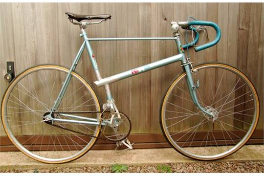 Rensch Paris Galibier Lightweight Bicycle. A classic design with a ...