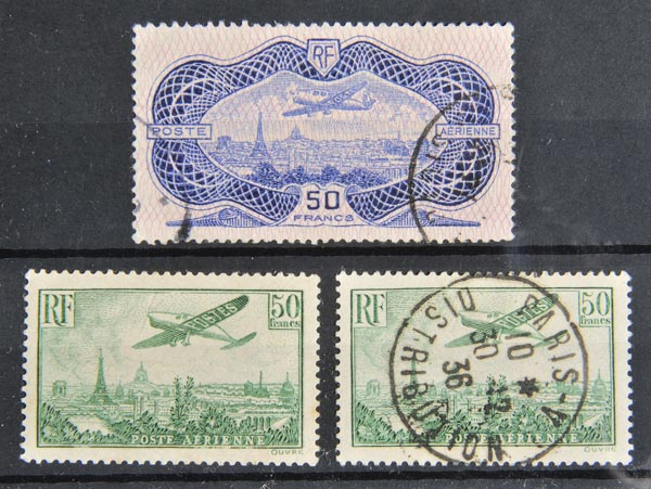 France 1849-1990s, extensive mint (much unmounted) and used collection...