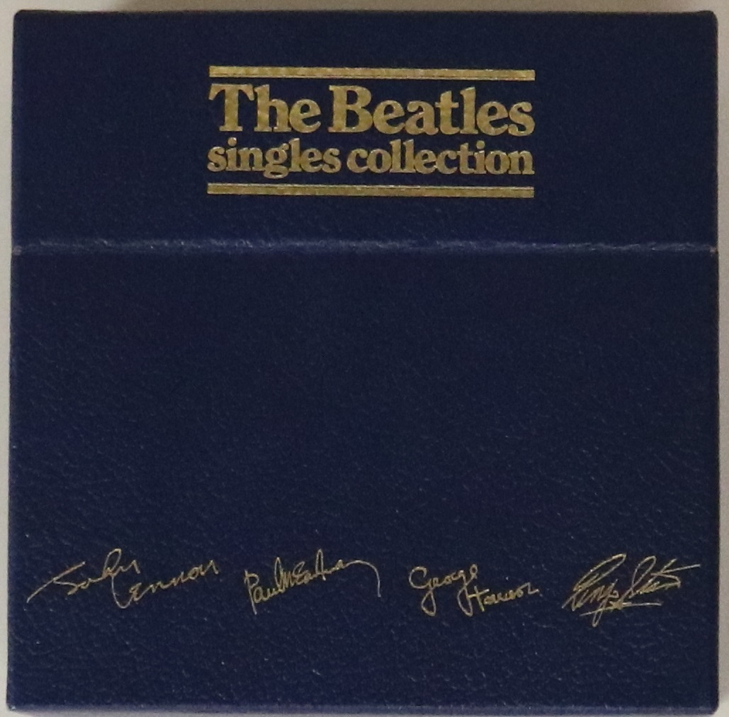 The Beatles Singles Collection 26 X7 Quot Limited Edition