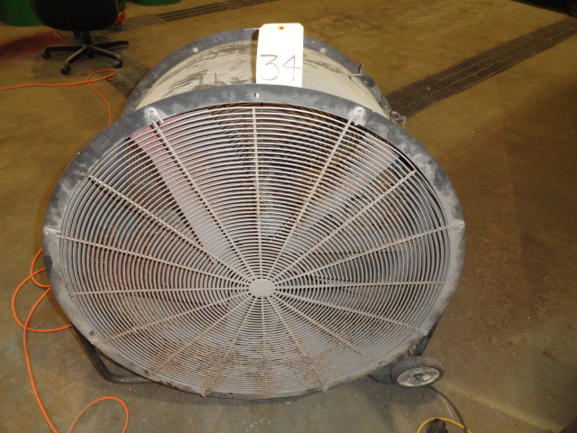 Lot 34 - SHOP FAN, DAYTON 36""