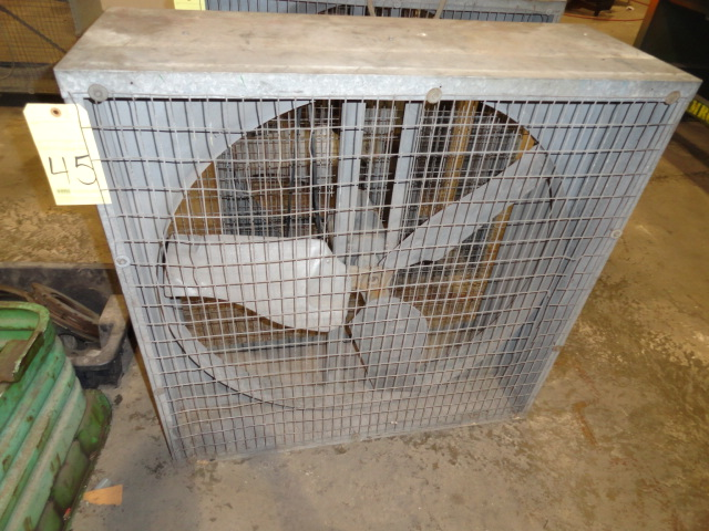 Lot 45 - BOX SHOP FAN, DAYTON 36""