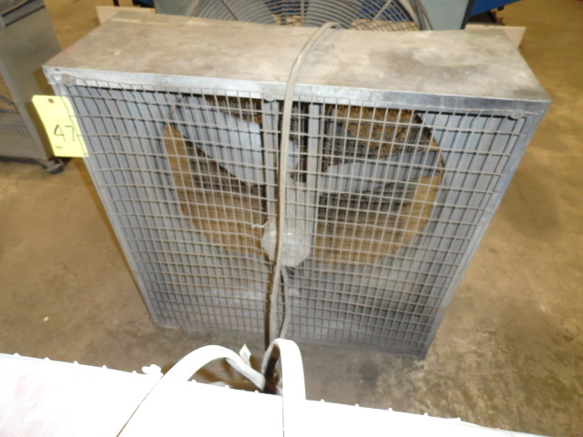 Lot 47 - BOX SHOP FAN, DAYTON 36""