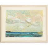 LESLIE BURR (BRITISH), 'SEA, SKY, LAND', contempor
