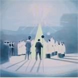 ADAM DIX (BRITISH b.1967), 'The Messenger (prt2)',