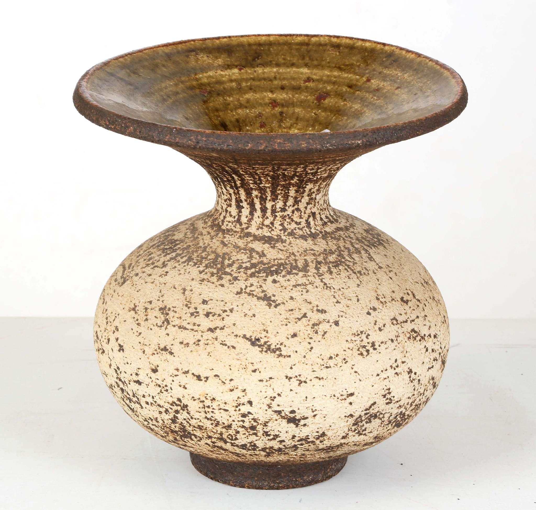 Waistel cooper a stoneware studio pottery vase textured body lot 204 waistel cooper a stoneware studio pottery vase t reviewsmspy