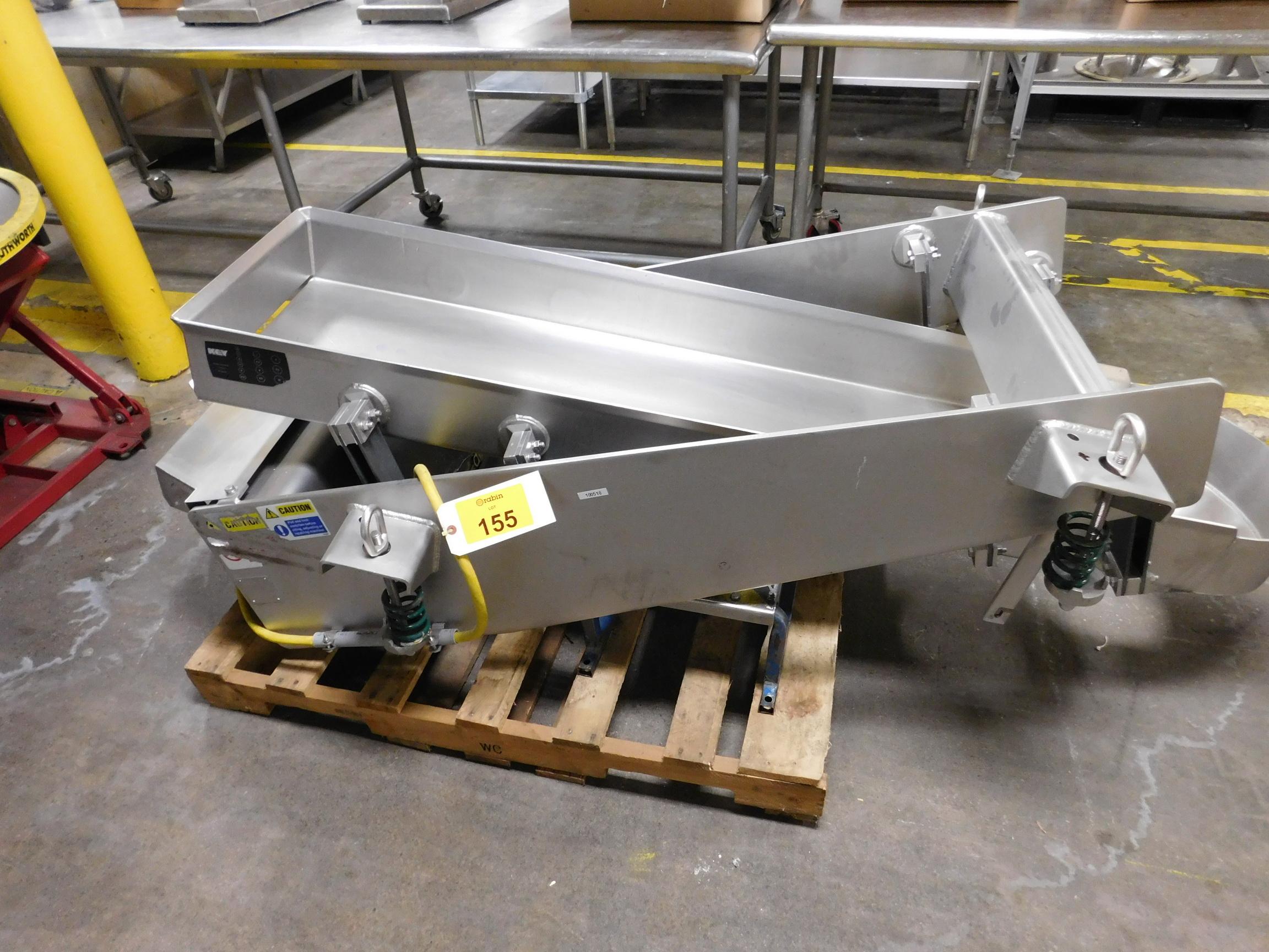 Lot 155 - Vibrator Feeder