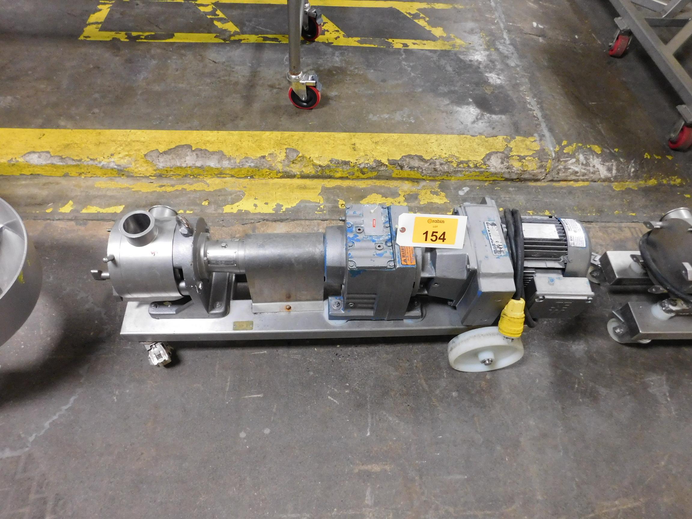 Lot 154 - Low Shear Pump
