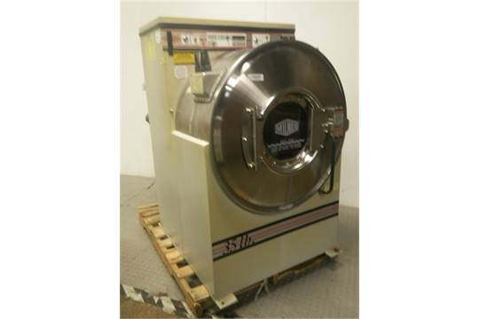 N/A milnor e-p plus washer 35 LBS