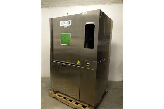 N/A Hamo AG CH 2542 t-21 single chamber washer